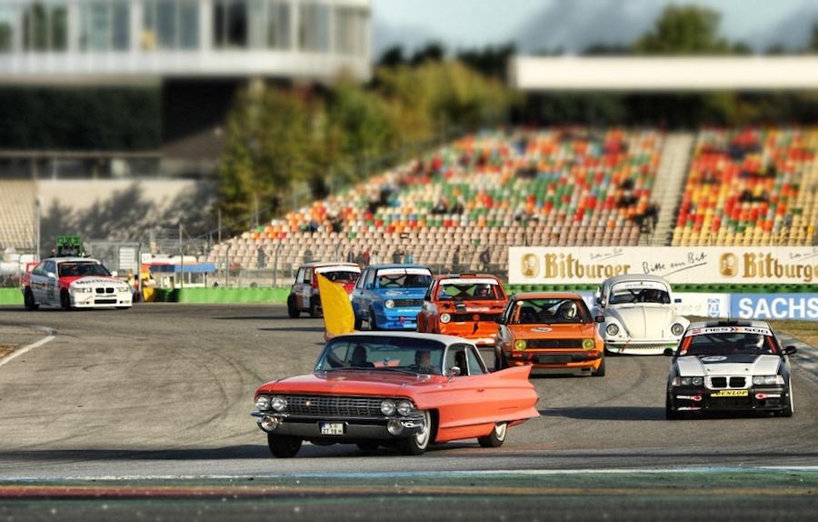 VFV-GLPpro bei den Hockenheim Classics