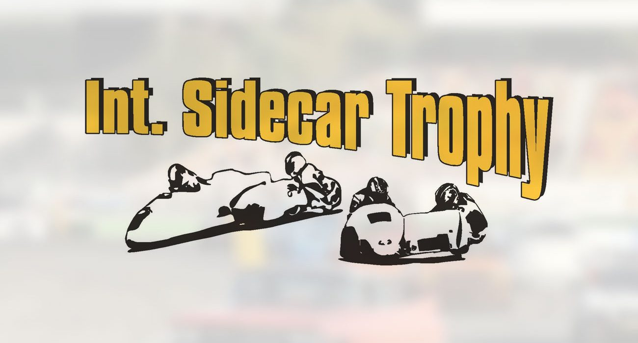 Internationale Sidecar Trophy bei den Hockenheim Classics 2018