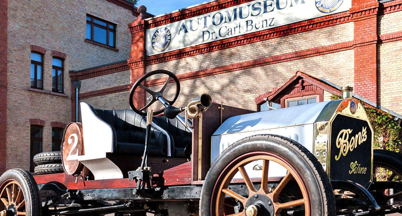 Automuseum Dr. Carl Benz bei der Hockenheim Classic