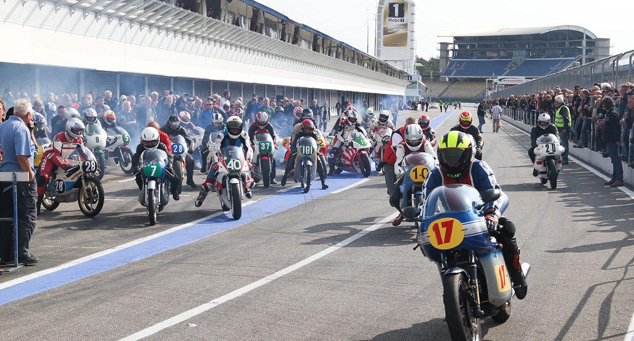 Motorsportmuseum Sonderlauf auf der der Classics 2019