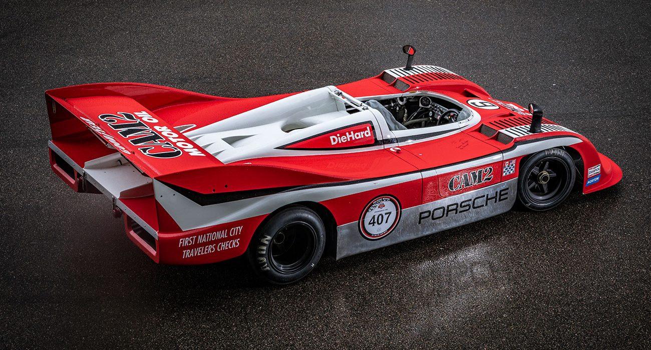 50 Jahre Porsche 917 bei der Hockenheim Classics